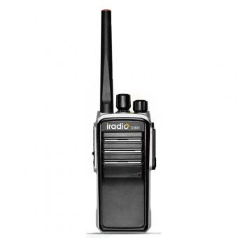 DMR military rugged vhf uhf radio